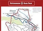 Ritterorden Radl-Tour-Karte