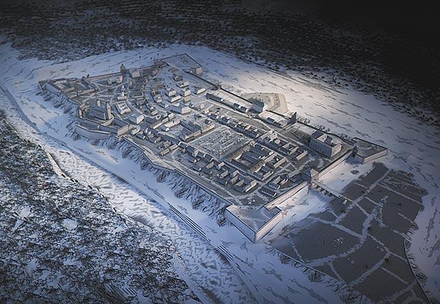 Fürstenfeld 1664