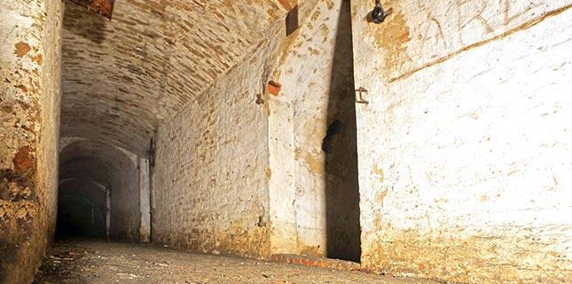 Mühlbastei Bunker