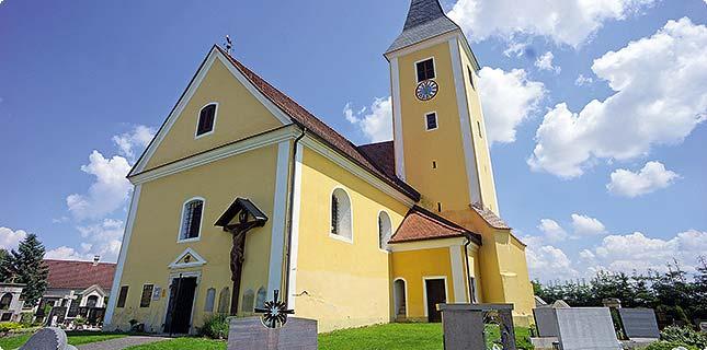 Filialkirche Übersbach