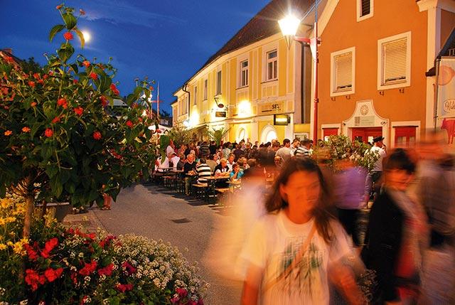 Lange Einkaufsdonnerstag in Fürstenfeld