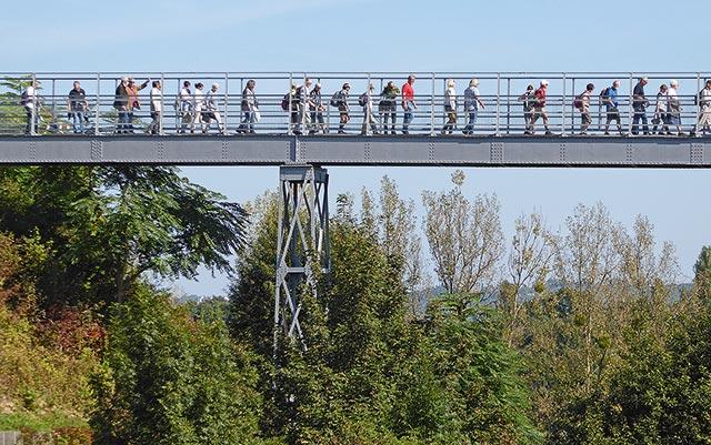 Festungsweg Fürstenfeld - Eisenbrücke
