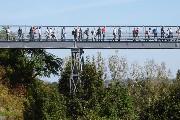 Großansicht Schlossbastei Eisenbrücke