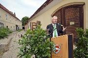 Großansicht Projektinitiator Landtagspräsident Franz Majcen